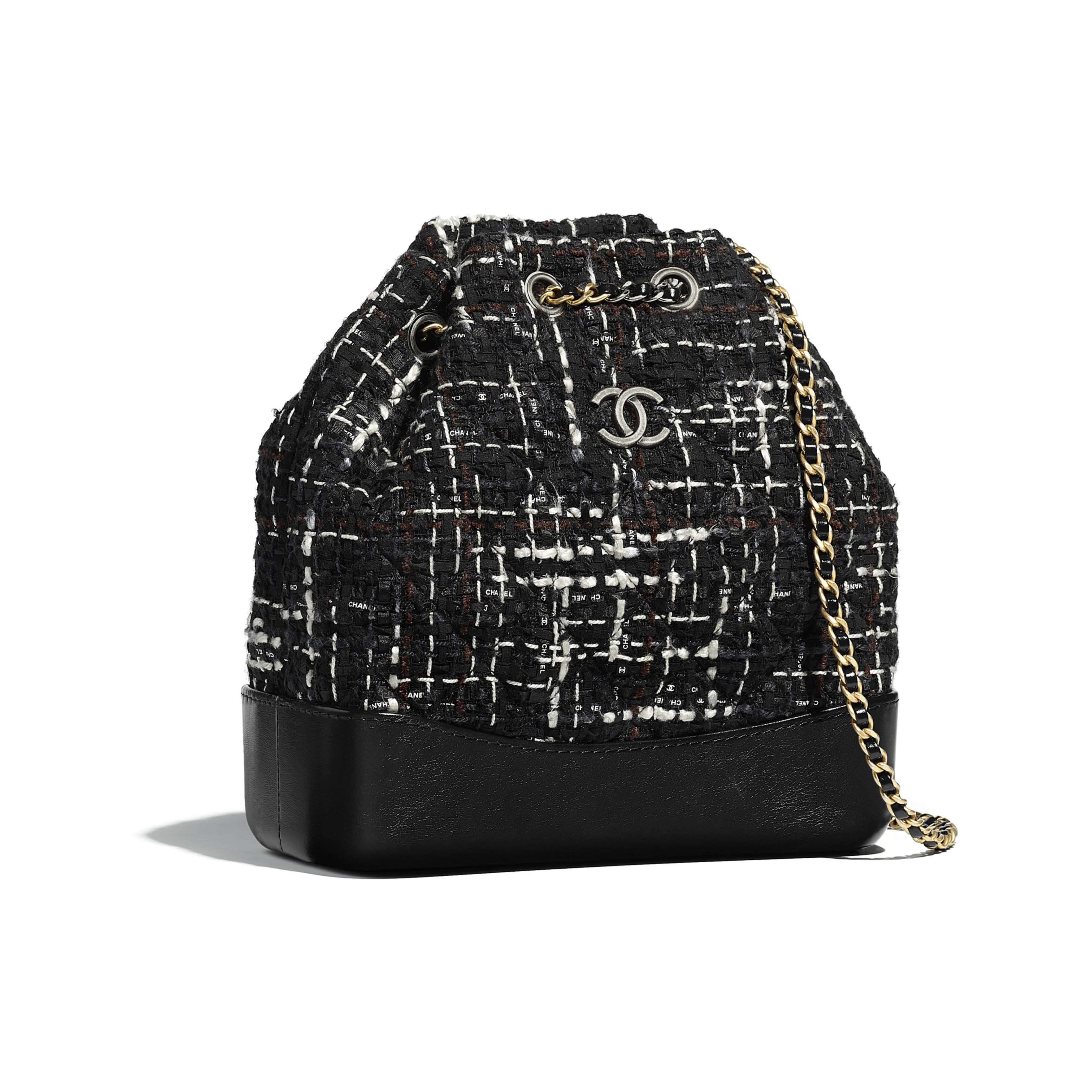 CHANEL S GABRIELLE Small Backpack Tweed 3d8a3d963c6ac