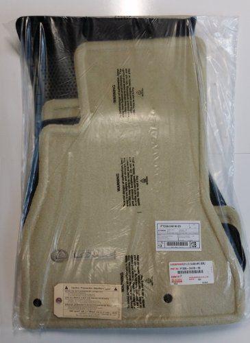 Toyota Genuine Parts Pt2082401020 Oem Lexus Sc430 Ecru Carpet
