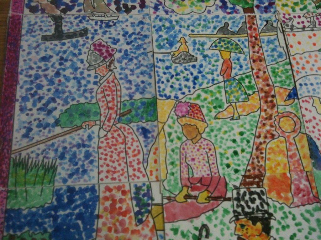 Elementary Students Lessons Art K