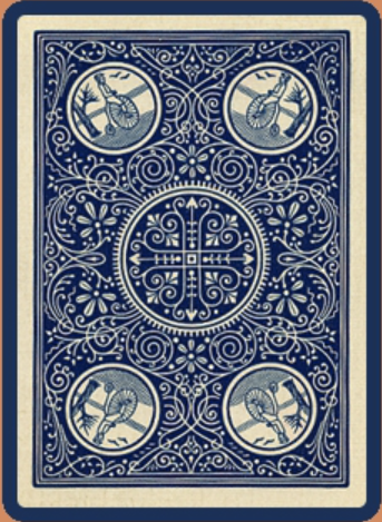Bicycle No 808 Expert Back 1895 Bicycle Playing Cards Cards Playing Cards