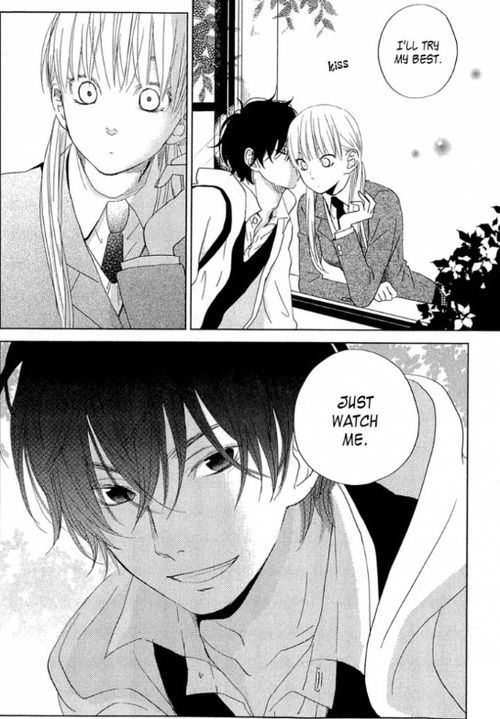 Tonari No Kaibutsu-kun Scan : tonari, kaibutsu-kun, Tonari, Kaibutsu, Shizuku, Little, Monster,, Manga, Love,, Anime, Romance