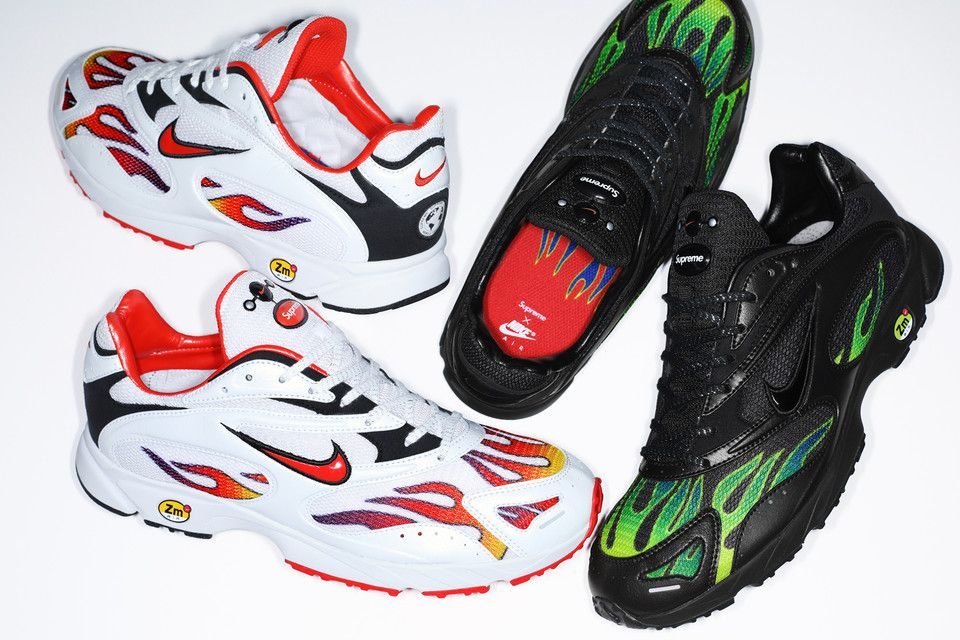half off b99f1 0a6f7 Supreme x Nike Air Streak Spectrum Plus Spring 2018 ...