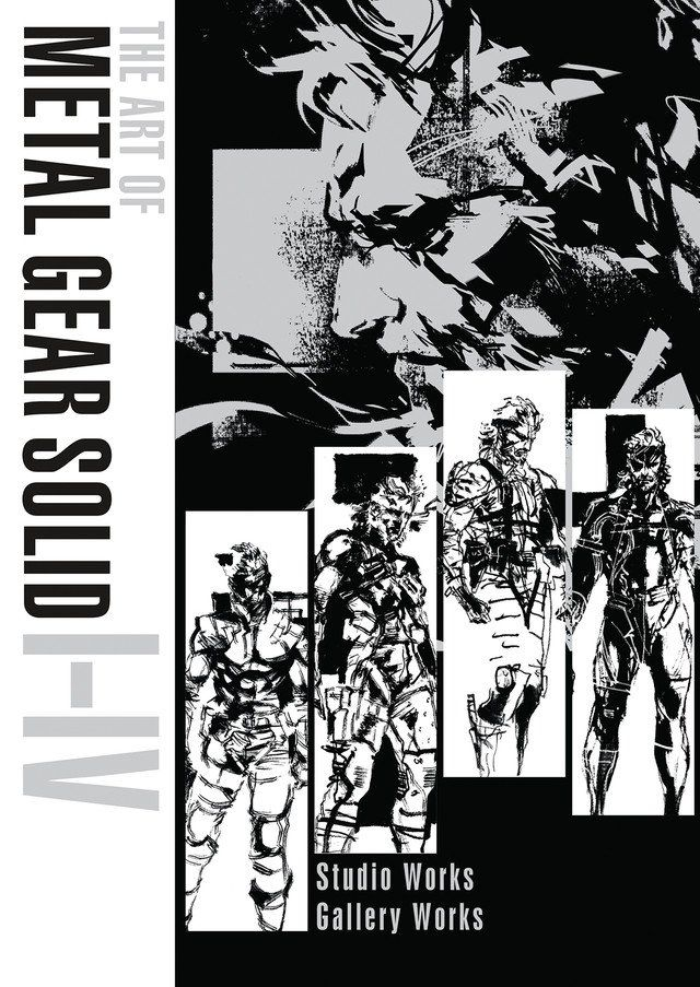 The Art of Metal Gear Solid I-IV is down 40% #MetalGearSolid #mgs