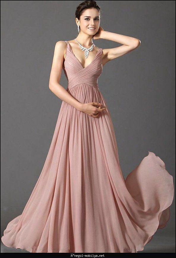4878dc3c77850 awesome Uzun abiye elbise modelleri 2016 | Fashion | Elbiseler ...
