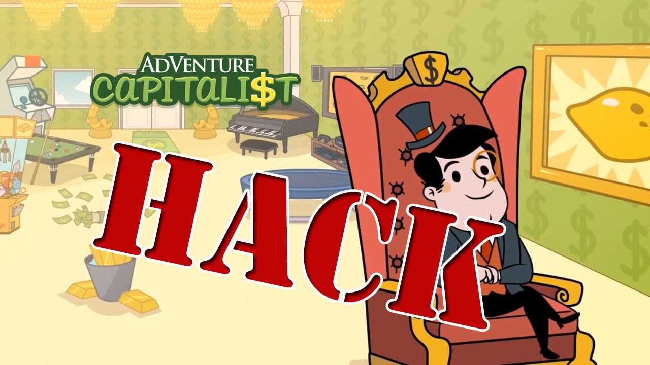 Hey guys ! are you looking for Adventure Capitalist Hack