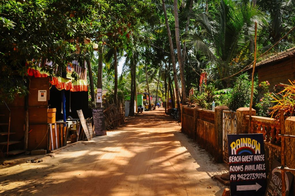 New Travel India Trip Goa Beach Town Bhutan