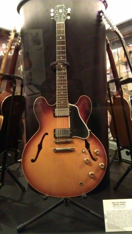 john lee hooker guitar rrhf love that rock 39 n roll guitar jazz guitar guitar images. Black Bedroom Furniture Sets. Home Design Ideas