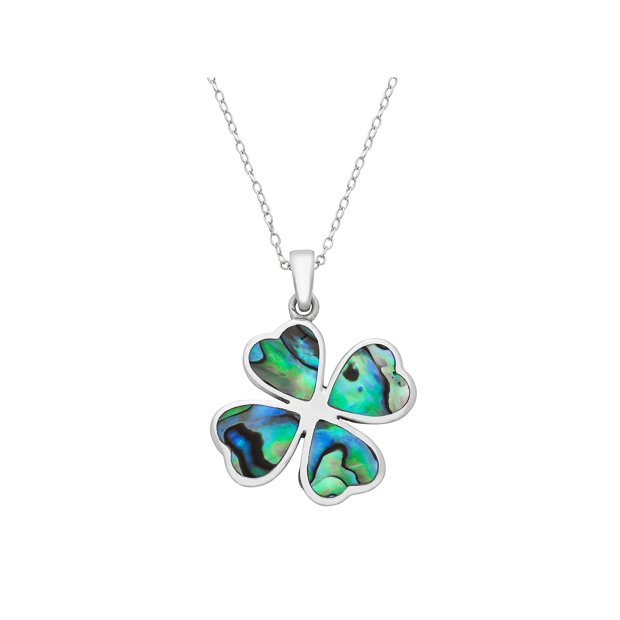 products leaf jewelry lucky necklace color image collections diamond pendant nicolehd four clover