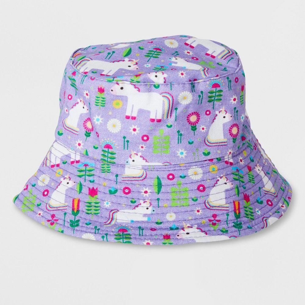 d115354d4 Unicorn Gardening Sun Hat Purple One Size - Kid Made Modern in 2019 ...
