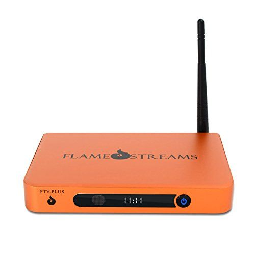 Flame Streams Android Tv Mini Pc Media Player With User Friendly