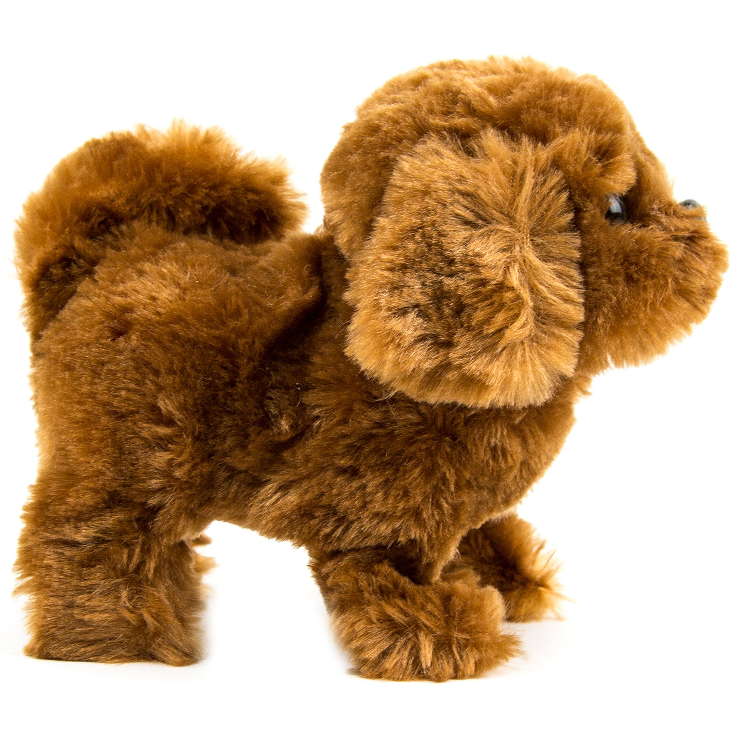 Puppy Plush Dog Toy For Kids Puppy Toywalks Barks Battery Operated