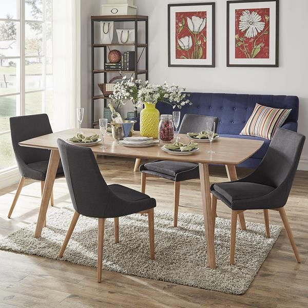 Beautiful Scandinavian Dining Rooms Decorations You're ...