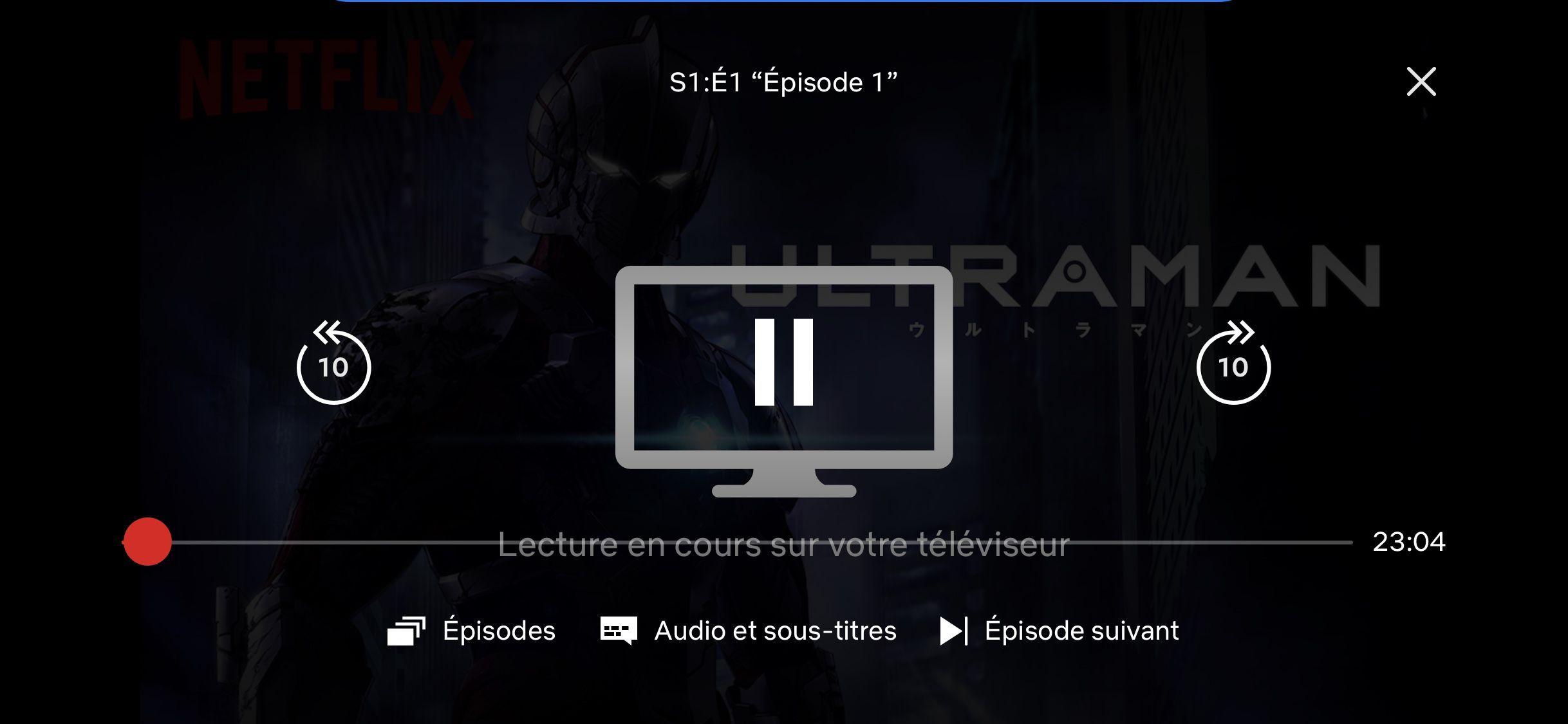 Netflix Pour Iphone Et Ipad Ne Prend Plus En Charge Airplay Apple Tv Netflix Ipad
