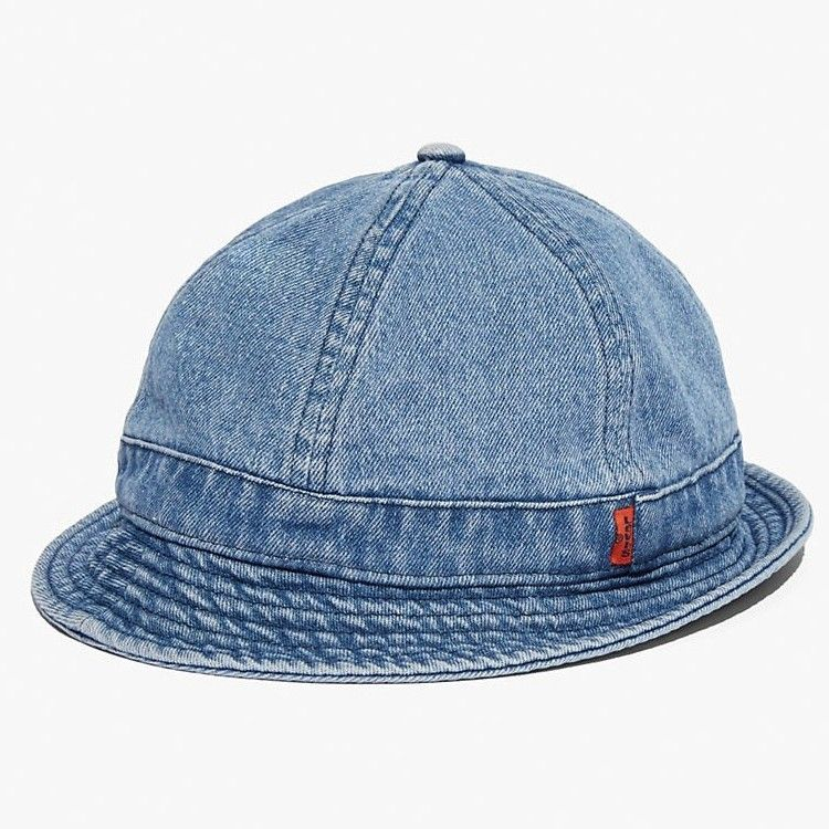 LEVI S Orange Tab Denim Bucket Hat - Light Blue.  levis  all ... a6028bdfd49