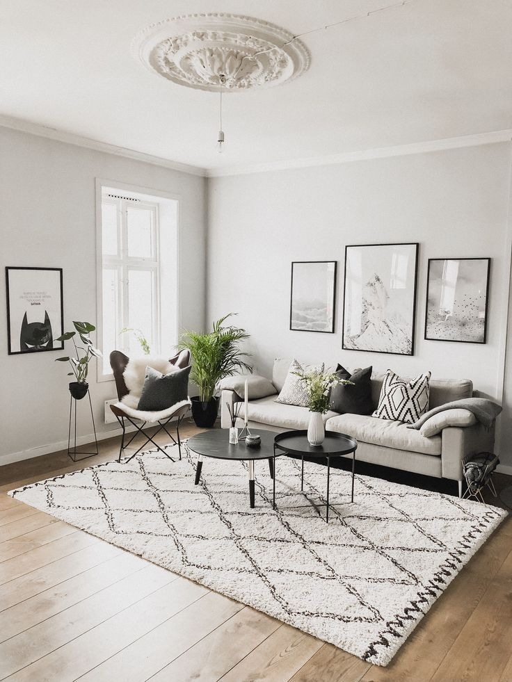 Photo of Covet House   Ispirazioni e idee – Scandinavian Living Room Idea –