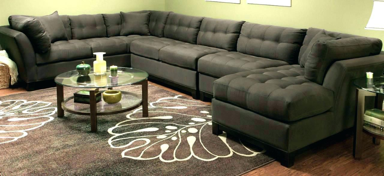 Raymour And Flanigan Sofa Bed Brown Couch Living Room Brown