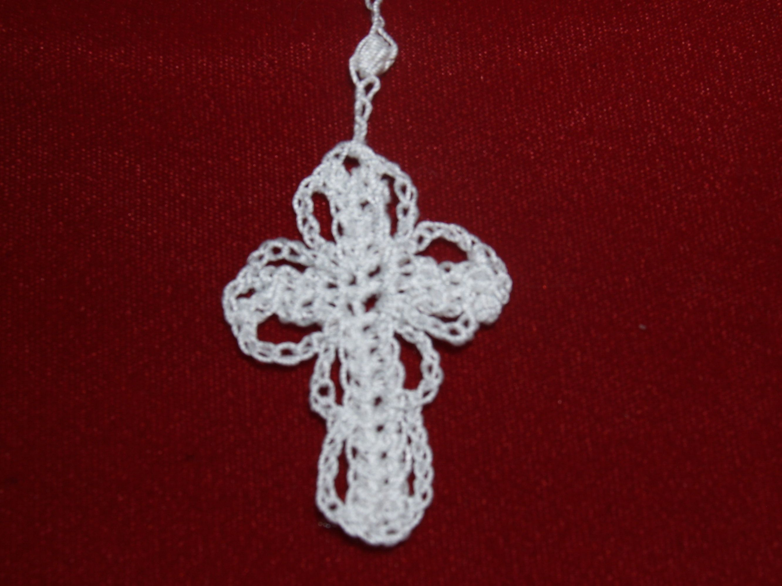 Crochet Rosary Pattern Crochet Free Patterns Crochet Pinterest