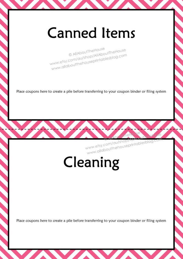 picture relating to Household Coupons Printable called How towards create a coupon binder and hold it prepared (additionally