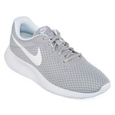 0f2b96bb39b7 ... release date jcp nike tanjun womens running shoes wolf grey white size  9.5 acf15 644f3