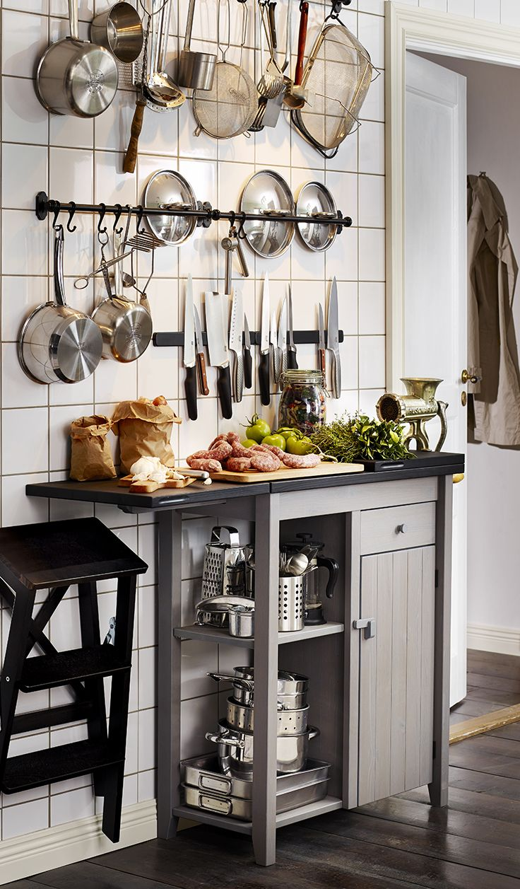 Ikea Küchen Katalog 2011 Pdf Ikea Kitchen 2016 Black Steel Kitchen With Storage On The Wall