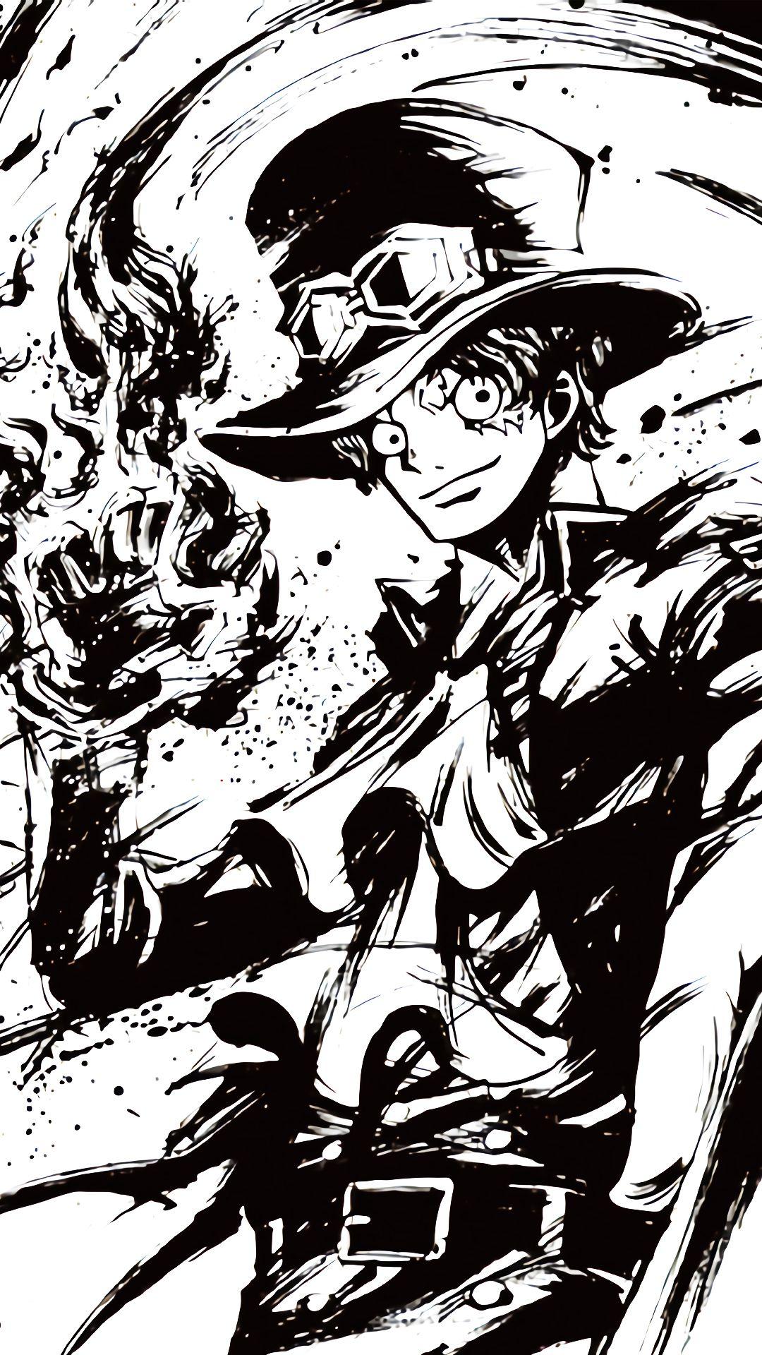Sabo ワンピース(アニメ), マンガアニメ, アニメのタトゥー, クールな絵