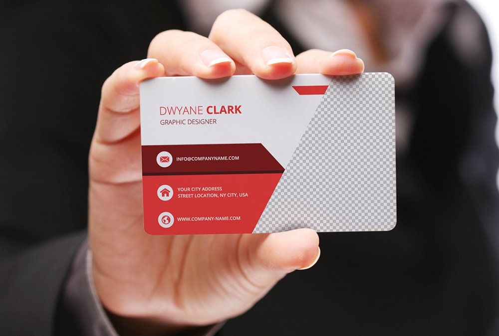 Free Mockup Business Card PSD | Business Card Mockup PSD ...