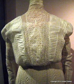 Two Nerdy History Girls: An Early 1900s Lingerie Dress for Hot Summer Days