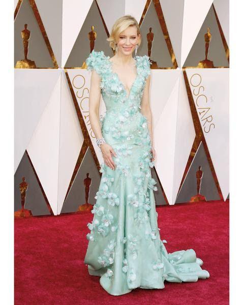 F@shion Tour Brasil: Tiffany & Co. no Oscar 2016: Cate Blanchett, Reese...