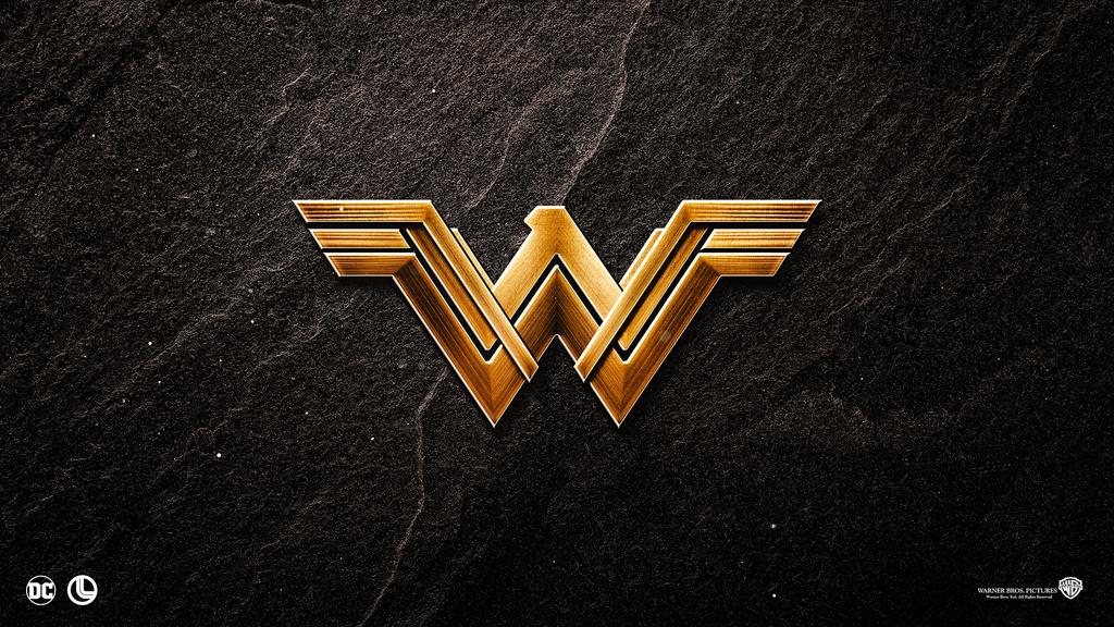 Wonder Woman Logo Wallpaper Wallpaper In 2020 Wonder Woman Logo Wonder Woman Tattoo Wonder Woman Artwork