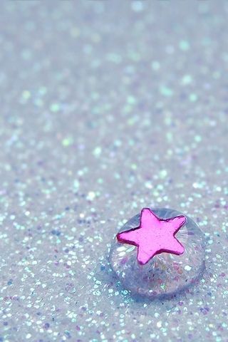 Most Popular Tags For This Image Include Drop Star Water And Gliter Hd Cute Wallpapers Cute Mobile Wallpapers Cute Wallpaper For Phone