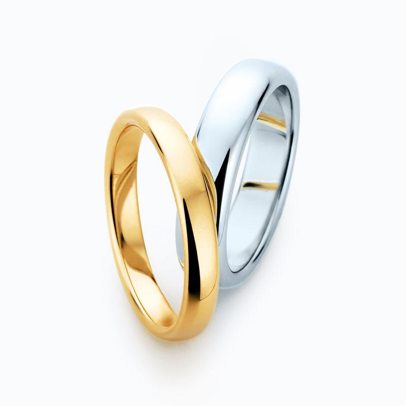 Tiffany Co Platinum 18k Gold 3mm Milgrain Wedding Band: Tiffany Classic™ Wedding Band Ring
