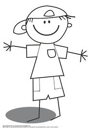afbeeldingsresultaat voor jongen tekening jongen
