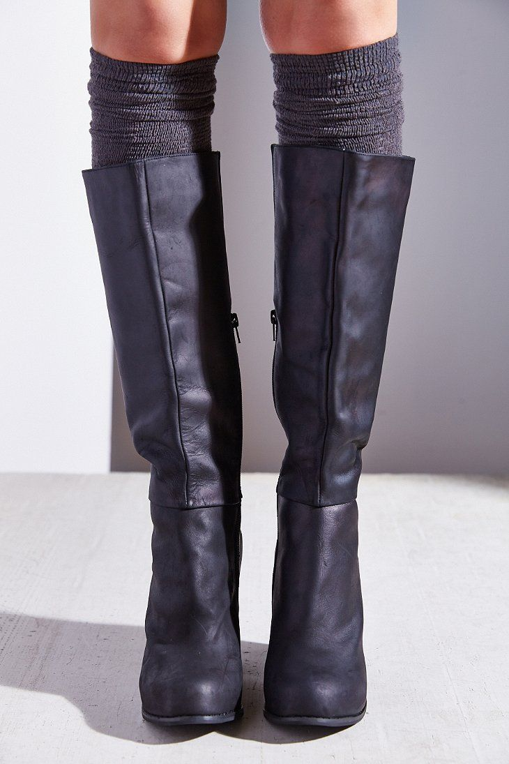 Jeffrey Campbell Sark Heeled Boot - Urban Outfitters