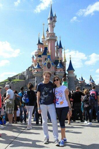 Eurodisney -  Cinderella castle