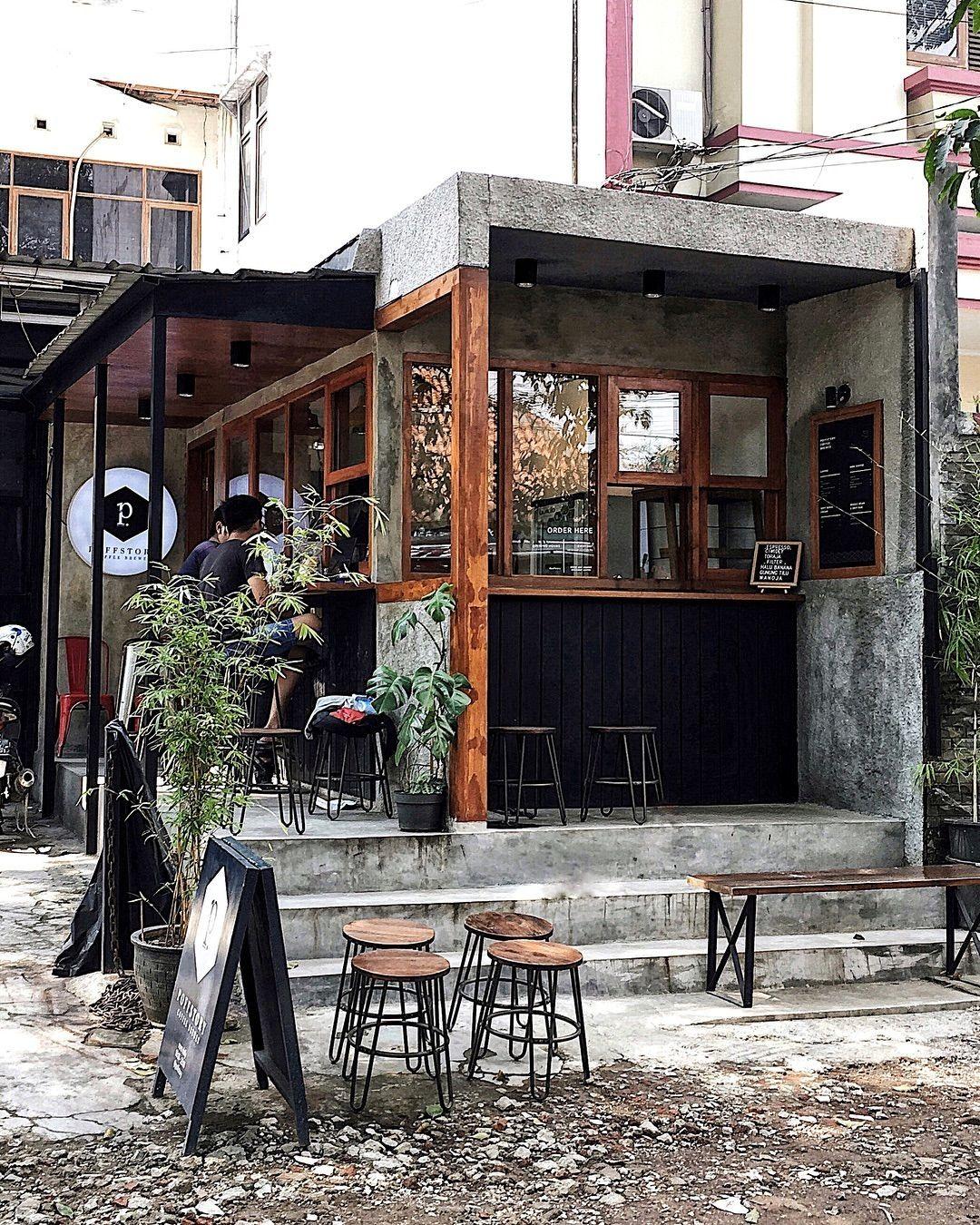 World Of Coffee On Instagram Repost Sonnyhosea Coffeeshop Coffeecorner Coffeetime Arsitektur Kedai Kopi Desain Restoran
