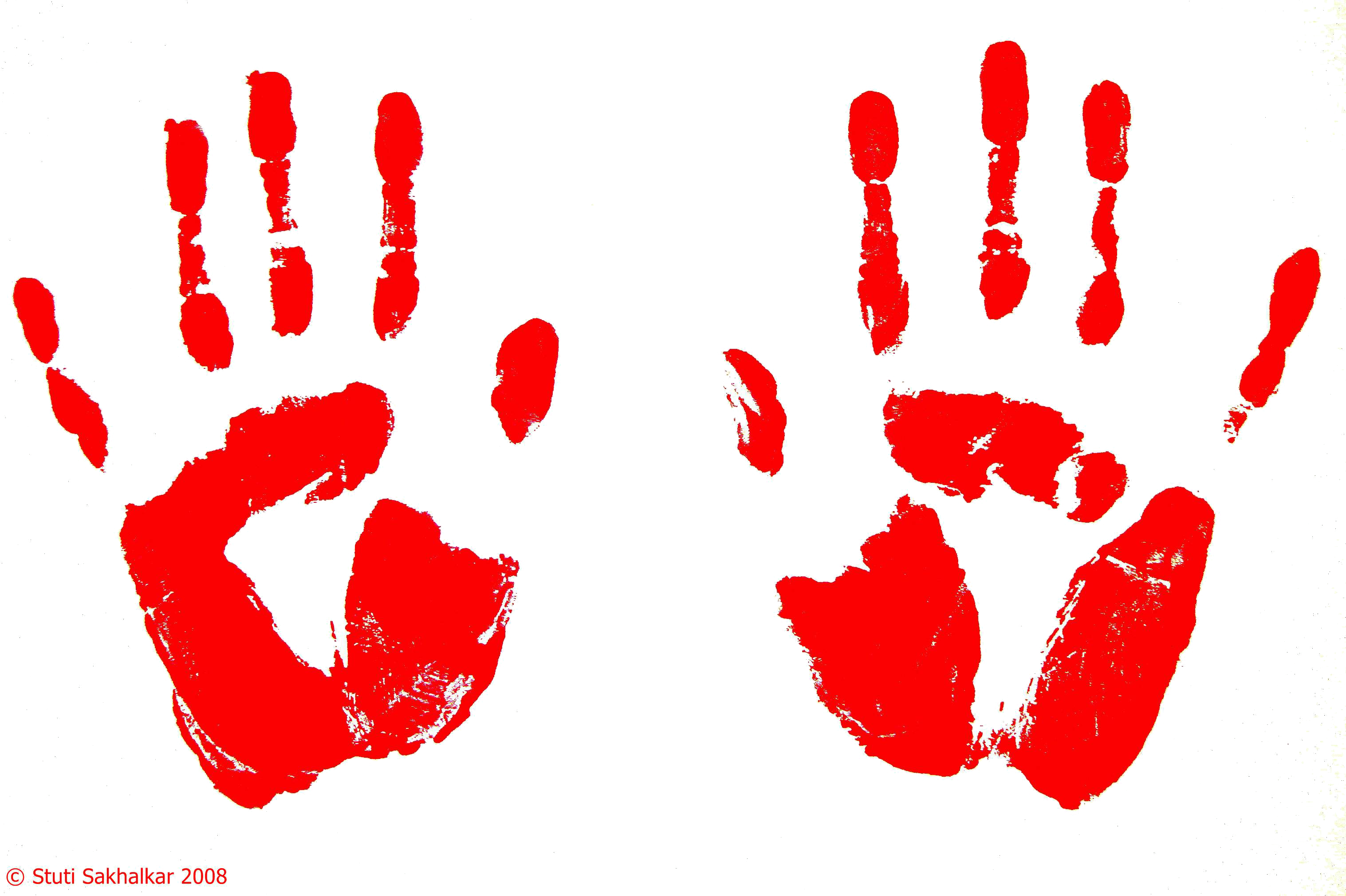 How to Make Cheap Last-Minute Halloween Window Decoration #halloween #decoration #decor #cheap #last-minute #spooky #scary #creepy #diy #template #stencil #example #hands #palms #fakeblood #blood #handprints #print #red #window #walls #silhouette #silhouette