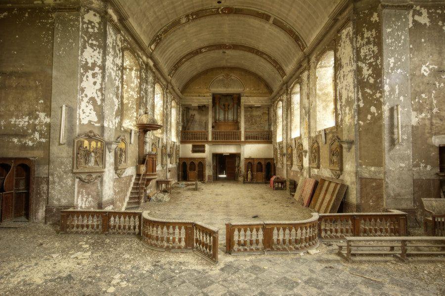 Eglise du Solitaire