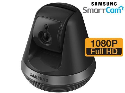 Dagaanbieding: Samsung SmartCam met Autotracking, Full HD, WiFi en Pan & Tilt