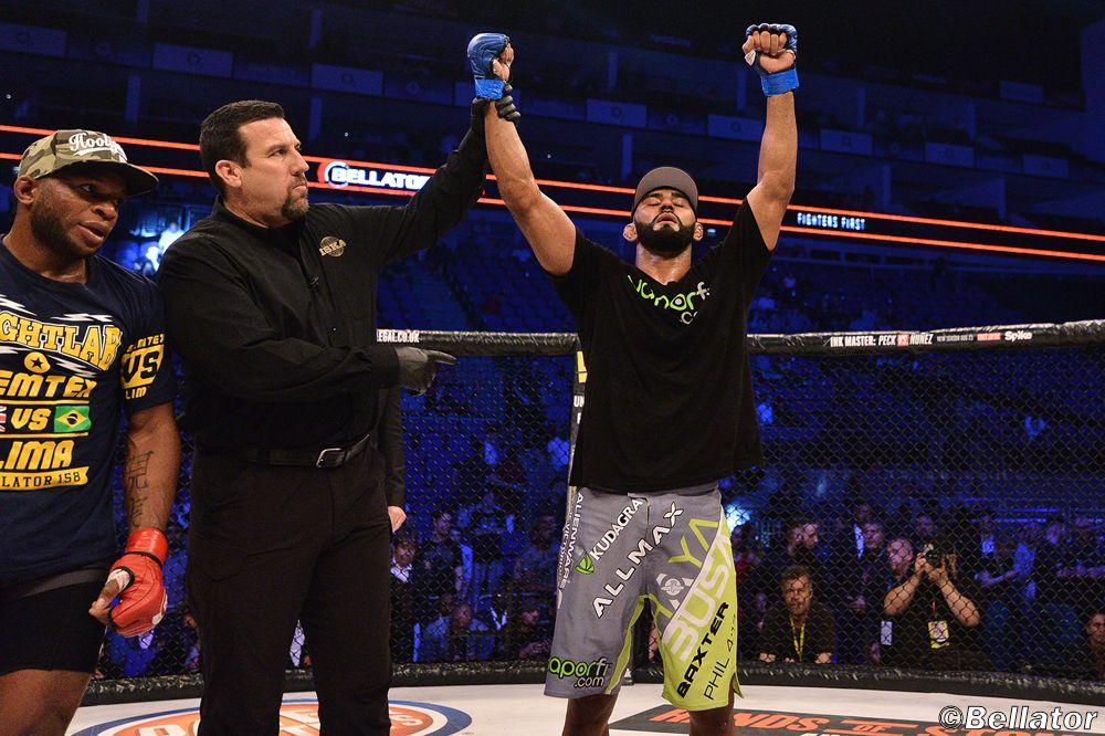 Never Beat Anybody Good Douglas Lima Says He Ll Answer Those Critics At Bellator Nyc Mma Kickboxing Mixed Martial Arts