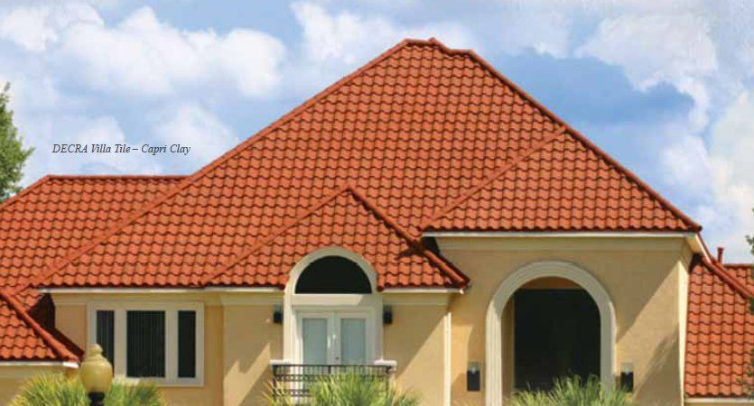 Best Orange Shingles Owens Corning Oakridge Shingles Decra 400 x 300