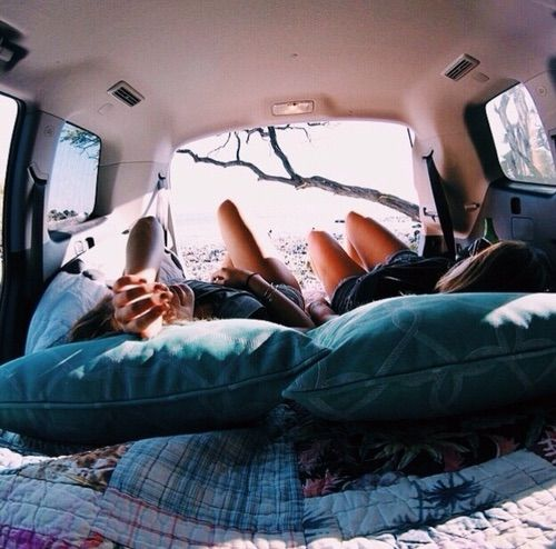 Image Via We Heart It Camping Tumblr