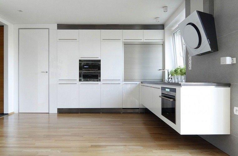 Simple y elegante: 25 cocina de lujo que te enamoraran | Tu ...