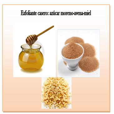 Exfoliantes Caseros Azúcar Moreno Avena Y Miel Exfoliante De Azúcar Como Hacer Un Exfoliante Exfoliante Con Azucar