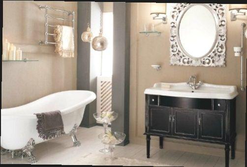 Meuble Salle De Bain Retro Chic | Salle De Bain | Bathroom, Clawfoot ...