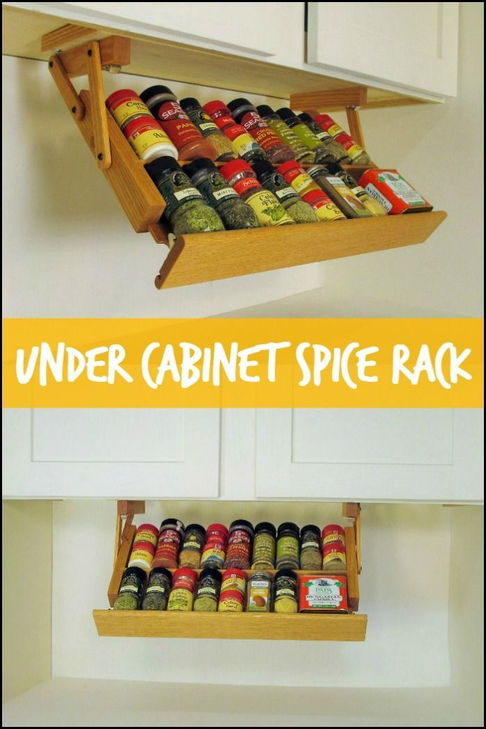 Spice Rack Nj Glamorous Pinheather Fonzi On Home Organization  Pinterest  Diy Spice Design Decoration