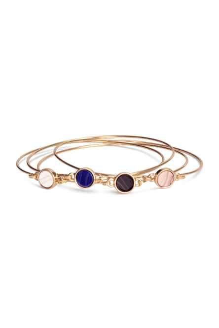 Lot de 4 bracelets