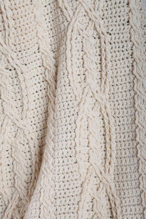 Celtic Knot Crochet Afghan | Crochet - Afghans | Pinterest ...