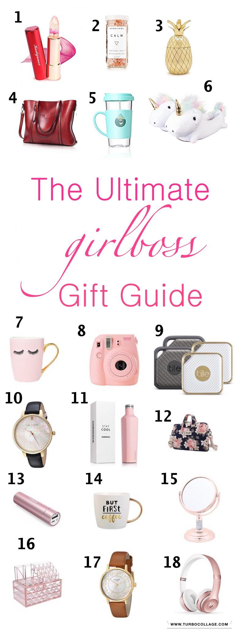 Best Christmas Gift Ideas for Every Girlboss on Your List