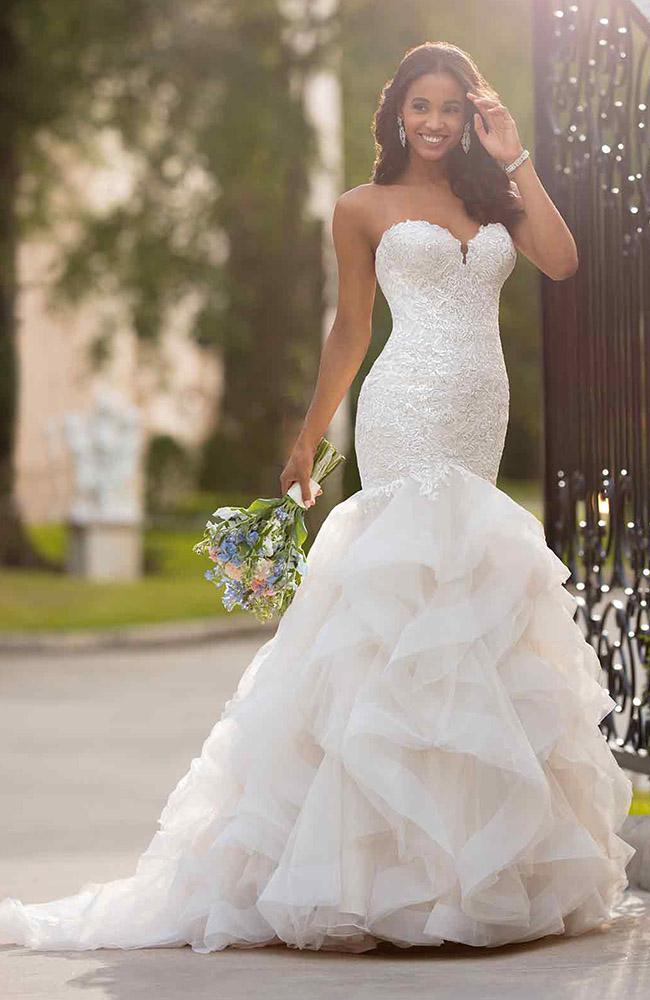 Stella York 6750 Strapless Wedding Dress In Ivory Price 1499 In