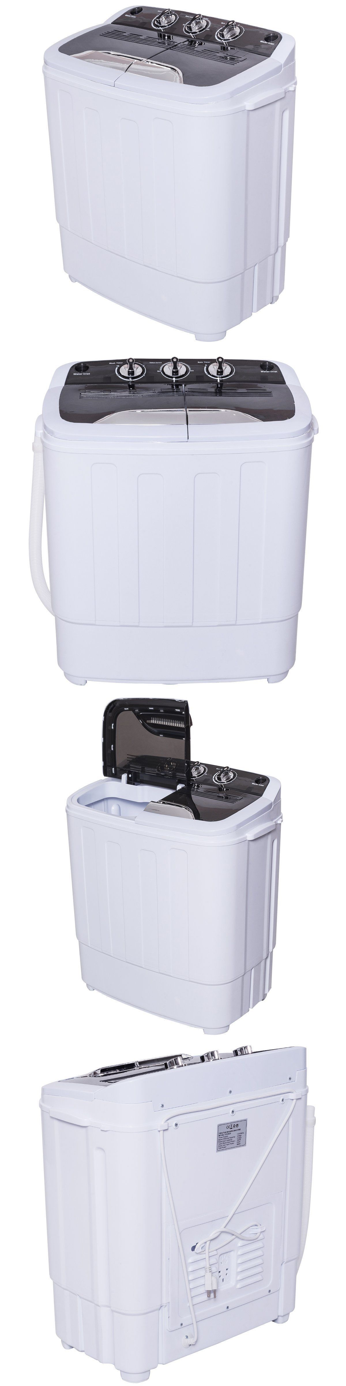 Stunning Apartment Size Washing Machines Contemporary - Decorating ...
